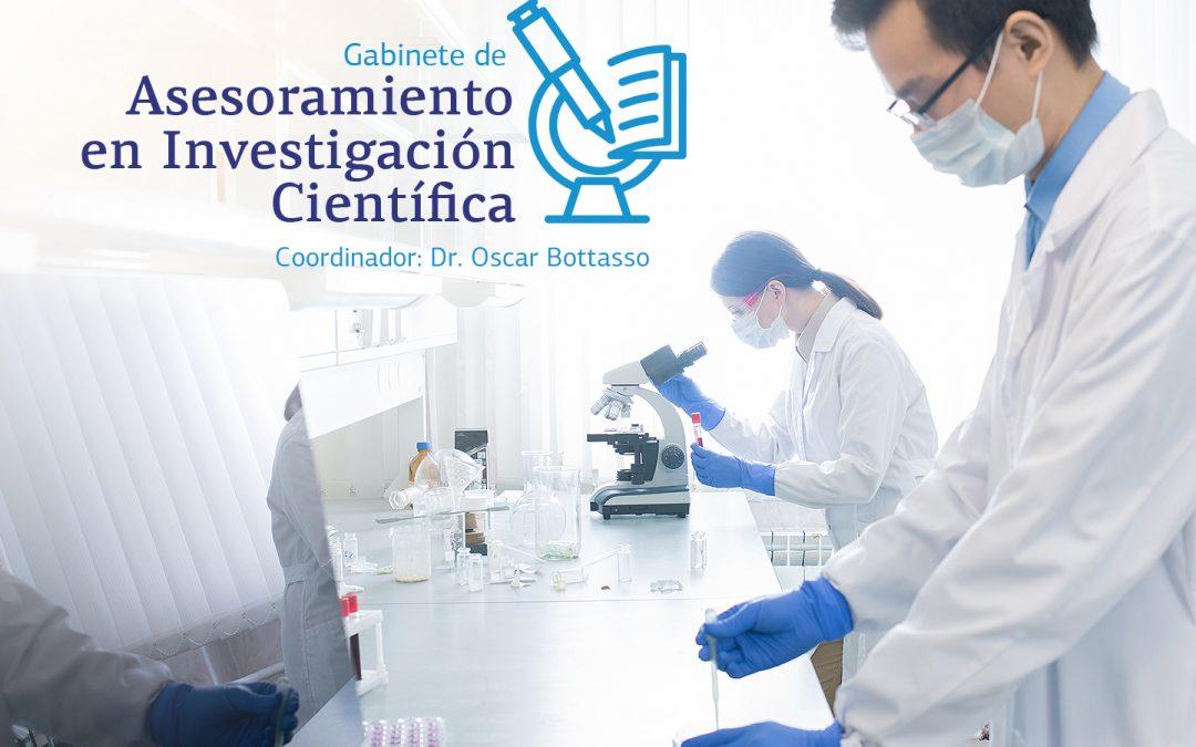 Nuevo Gabinete de Asesoramiento en Investigación Científica